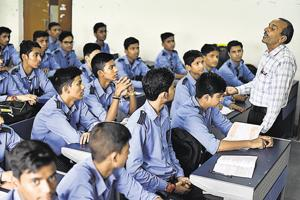 Government school teachers are being motivated to use technology in a bid to augment the teaching-learning practices.