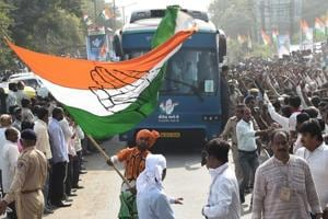 Gujarat elections: 2 Congress candidates file nomination for same seat...