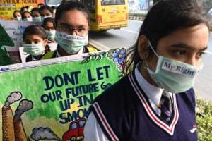 Restrain kids from outdoor activities: Delhi government