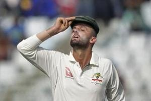 Nathan Lyon has pointed out how the tourists finished their last visit...