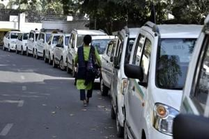 Delhi: A year on, govt policy on app-based cabs remains in limbo