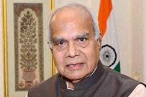 Tamil Nadu governor Banwarilal Purohit.