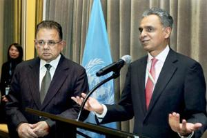 Dalveer Bhandari in ICJ: Sign of dwindling UK influence on world stage