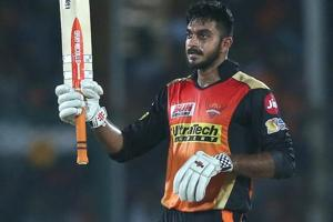 Vijay Shankar's inclusion in Indian cricket squad reward for good...