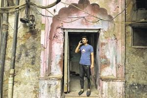 Delhiwale: A door for birds in Galli Devidas