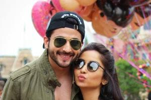Dheeraj Dhoopar and Vinny Arora celebrate first wedding anniversary in...