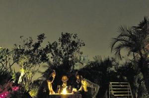 Delhiwale: A candlelight dinner in times of pollution