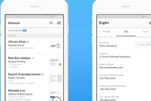 Sansan launches 'Eight' cloud-based contact management tool in India