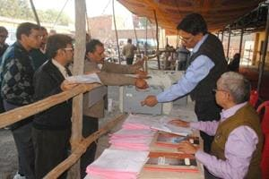 Civic Polls Phase 1: 24 of 75 UP districts to vote today