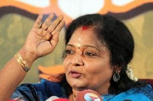 Tamil Nadu BJP chief Tamilisai Soundararajan: Need to find solutions...