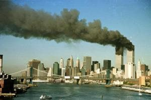 The September 11 attacks on the Twin Towers by hijackers loyal to Al-Qaeda killed more than 2,750 people.