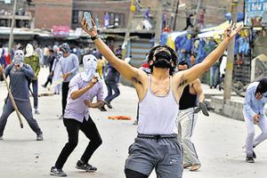 The ministry of home affairs has also advised the Jammu and Kashmir government to withdraw cases against first-time offenders involved in stone pelting.
