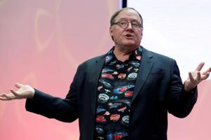 Disney Pixar chief John Lasseter accused of sexual misconduct; he'd...