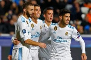Champions League: Real Madrid, Tottenham Hotspur win, Liverpool slip