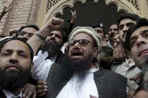 Will work for Kashmir's independence, vows Hafiz Saeed after end of...