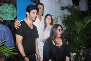 Sushant Singh Rajput, Sara Ali Khan begin preparations for Kedarnath's...