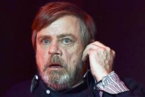 Star Wars a perfect escape in a 'dark' era: Mark Hamill