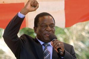 Zimbabwe political crisis: Mnangagwa poised to swear in new president...