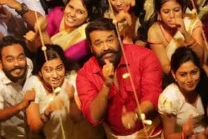 Jimikki Kammal sets new record, becomes first Malayalam song to cross...