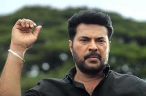 Masterpiece teaser: Mammootty is the rugged, scary professor. Watch...