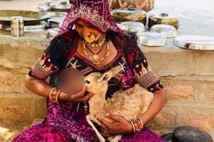 Chef Vikas Khanna pays respect to Bishnoi woman who breastfeeds baby...