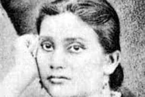 Google doodle for Rukhmabai Raut, but India's first woman doctor...