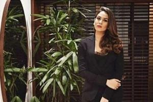 Mira Rajput Kapoor and statement pants are a match made in pantsuit...