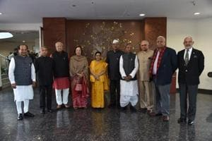 Asean connect: Sushma Swaraj holds meet with Governors of northeastern...