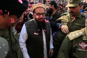 US says Hafiz Saeed a designated terrorist, LeT responsible for...
