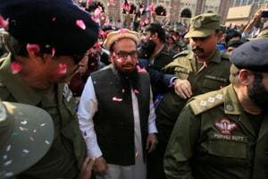 Hafiz Saeed release is Pakistan's attempt to mainstream terrorists,...