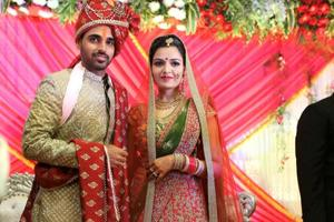 India cricketer Bhuvneshwar Kumar ties knot with Nupur Nagar