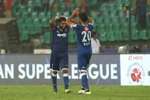 Indian Super League 2017-18: Chennaiyin FC beat NorthEast United 3-0