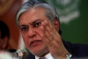 Embattled Pakistan Finance Minister Dar granted leave for 3 months