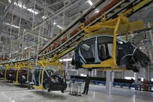 BJP banks on Modi to fight anger in Gujarat's auto hub