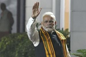 BJP workers to lay ground for Modi's Gujarat visit with tea, 'Mann ki...