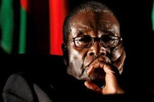 Zimbabwe's ex-president Mugabe granted immunity as part of resignation...