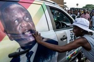 Where is Robert Mugabe? Zimbabwe wonders as new leader readies to take...