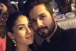 Shahid Kapoor-Mira Rajput are Bollywood's best-dressed couple. These...