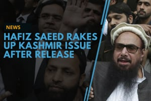 Hafiz Saeed, the mastermind of the 26/11 Mumbai terror attacks,  was...