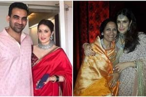 Sagarika Ghatge is married! A look at her enchanting less-is-more...