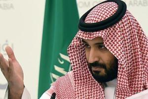 Saudi Crown Prince Salman calls Iran's Ayatollah Khamenei 'new Hitler'...
