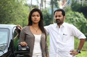 Amala Paul and Fahadh Faasil booked for forging documents to evade tax
