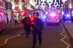 'Incident' reported at London's Oxford Circus station, armed police on...