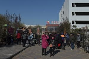 Kids at Beijing kindergarten molested, jabbed with needles, fed pills