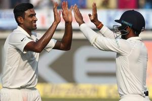 India vs Sri Lanka: Ravichandran Ashwin, Ravindra Jadeja put IND in...