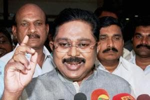 Dinakaran says he will contest RK Nagar bypoll, take back 'two leaves'...
