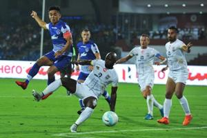 Indian Super League: Mumbai City FC face stern test against table...