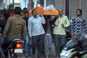 Nahargarh: Friends and family in shock, rules out any debt or link...