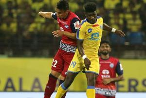 Indian Super League: Kerala Blasters, Jamshedpur FC clash ends...