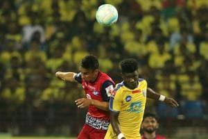 ISL 2017-18: Kerala Blasters FC, Jamshedpur FC play out another...